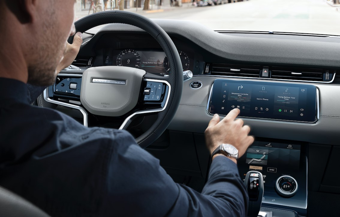 Land Rover Range Rover 2021 Amaturenbrett
