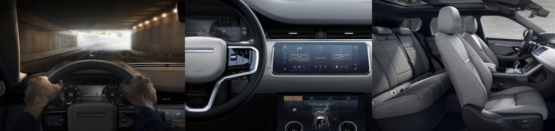 Range Rover Evoque 2021 innen
