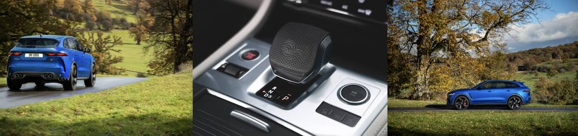 Jaguar F-Pace SVR Modelljahr 2021