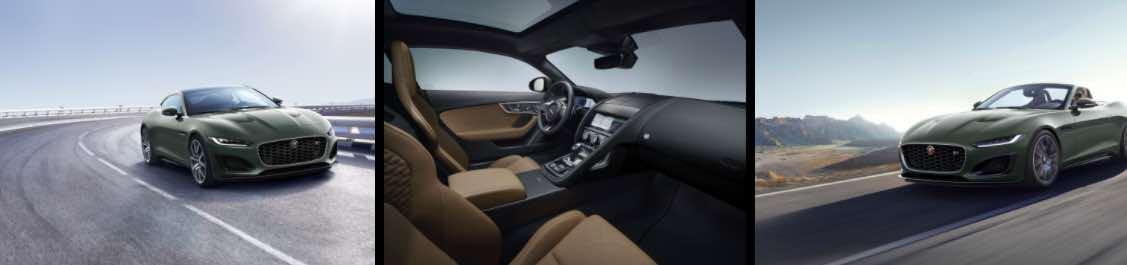 Jaguar Heritage 60