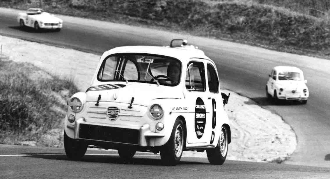 Fiat 1000 TC Abarth