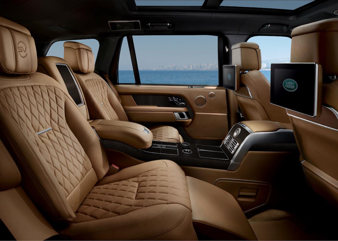 Range Rover SV Autobiography Ultimate Rücksitze