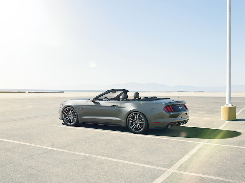 Ford Mustang 2015 Cabrio