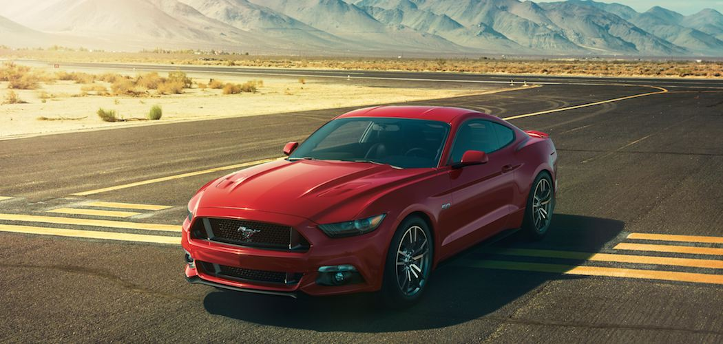 Ford Mustang Beitragsbild