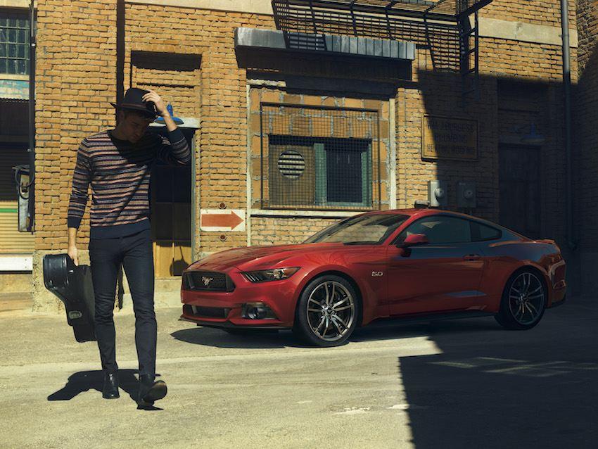 Ford Mustang bestellen