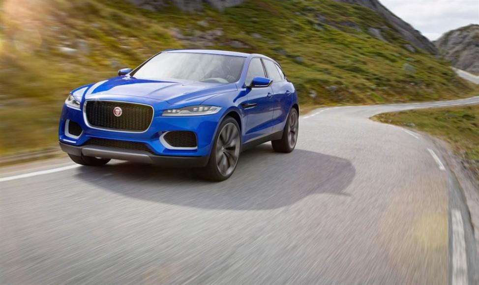 Jaguar CX17 Seite