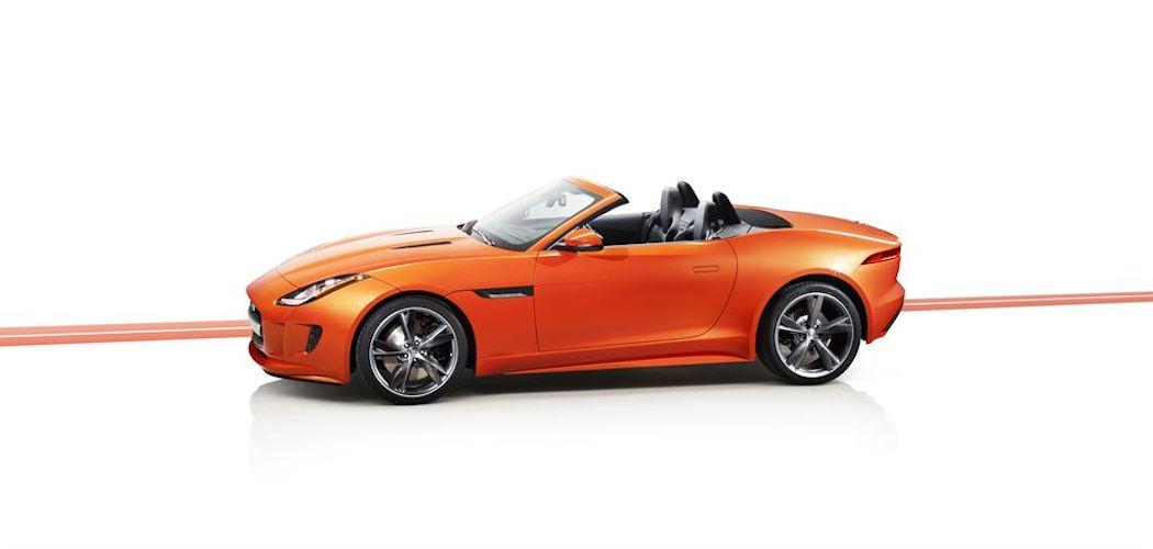 jaguar f type cabrio vorstellung mit vielen bilder und probefahrt. Black Bedroom Furniture Sets. Home Design Ideas