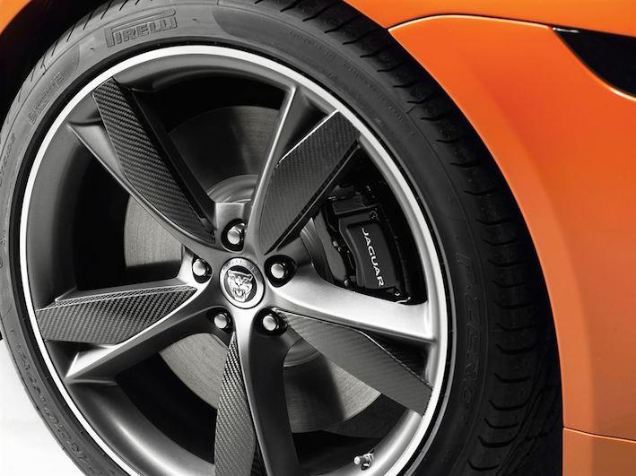 Jaguar F Type Cabrio Felgen