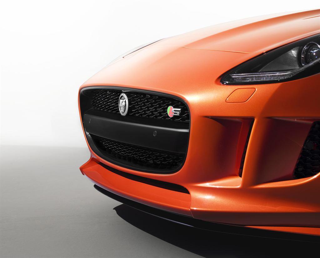 Jaguar F Type Cabrio Spoiler