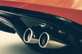 Jaguar F Type R Coupe Bergstrecke Video