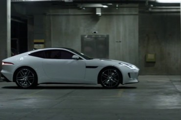 Jaguar F Type R Video Hiddleston
