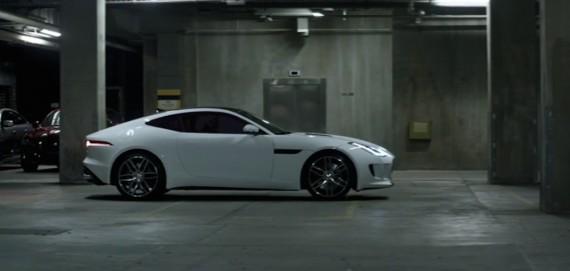 Jaguar F Type R Video Hiddleston