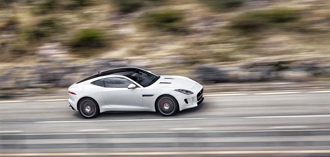 Jaguar F Type R coupe Beitragsbild