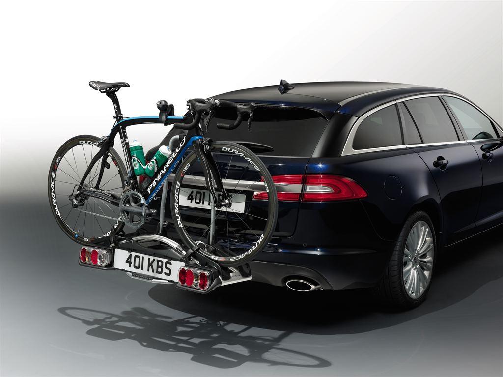 Jaguar Fahrrad Träger