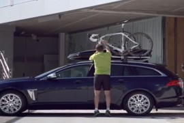 Jaguar XF Sportbrake Video
