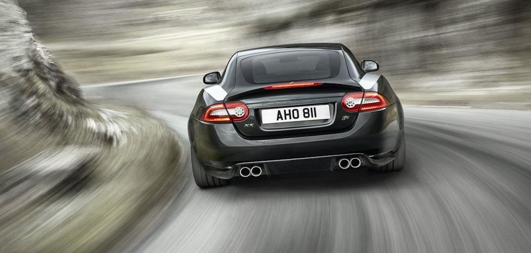 Jaguar XK Coupe Beitragsbild