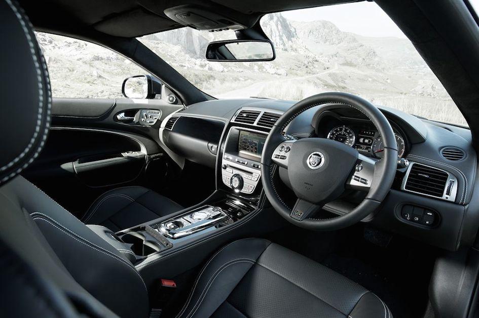 Jaguar XK Coupe Innen