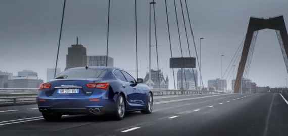 Maserati Ghibli Video