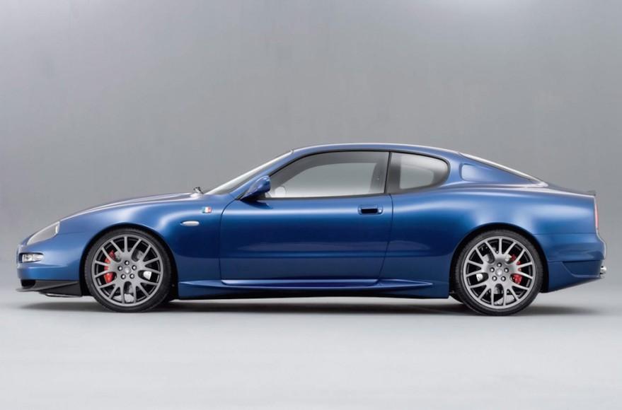 Maserati GranSport Seite