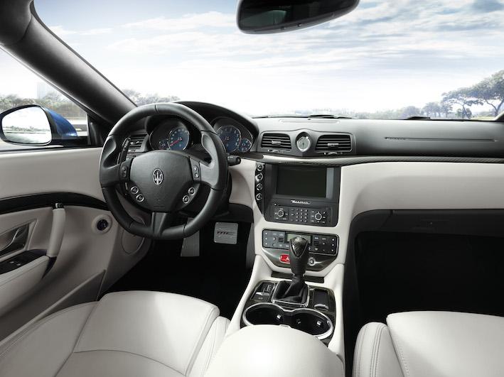 Maserati GranTurismo Lenkrad