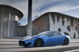 Maserati GranTurismo Sport Video
