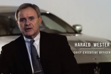 Maserati Quattroporte Video